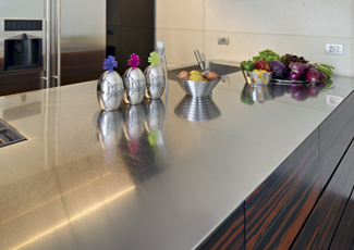 Ladue, MO Stainless Steel Kitchens