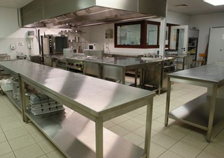 Attractive Nsf Commercial Kitchen